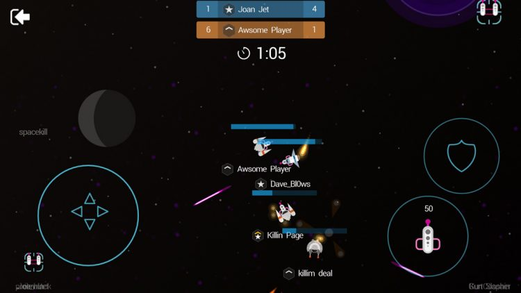 1space shooter